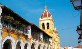 Historic Centre of Santa Cruz de Mompox - Colombia