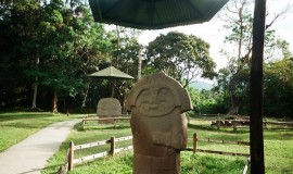 San Agustín Archaeological Park - Colombia