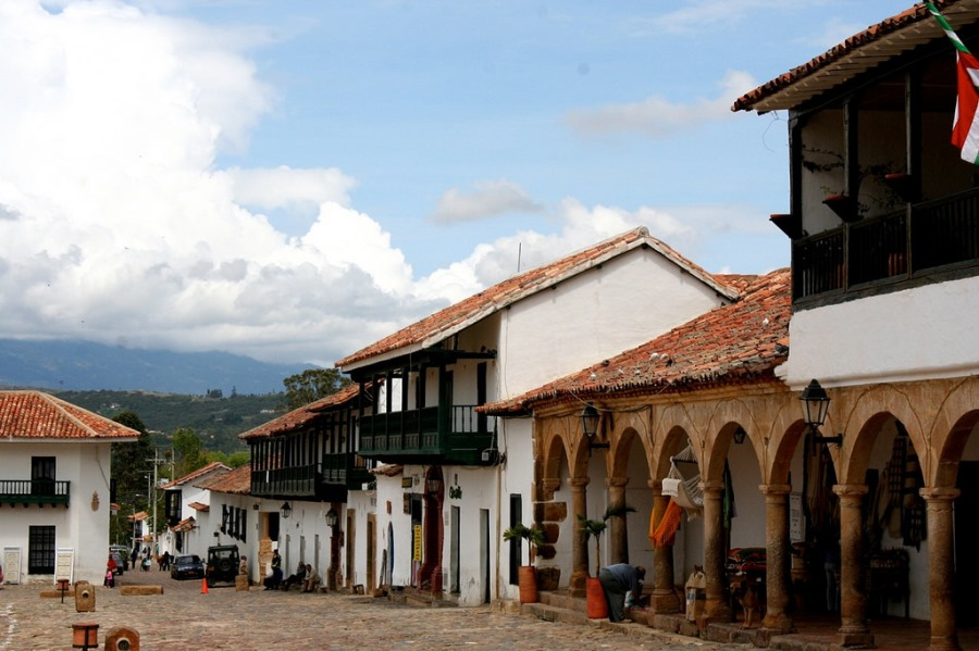 Villa de Leyva - Tourism in Colombia