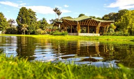 Bogot travel guide and travel information tourism in for Jardin botanico bogota nocturno 2016