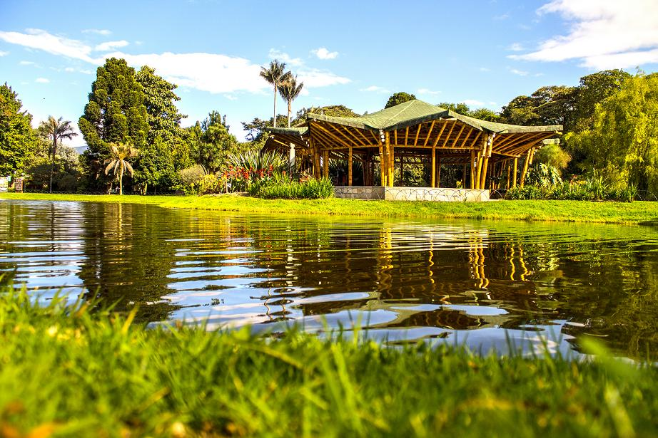 Tourist attractions in bogota tourism in colombia for Hotel jardin botanico