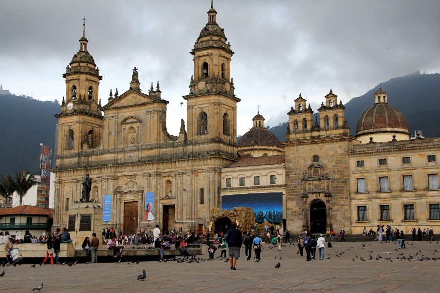 Primate Cathedral Of Colombia – Bogotá Travel Guide ...