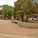 sincelejo_parque_santander_colombia_travel