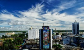 The Buenaventura Mural 450 years to the Cosmos