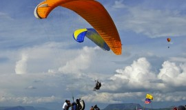 paragliding - Colombia Adventures
