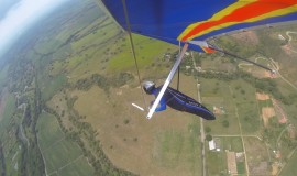 Hang gliding - Colombia Adventures