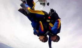 Skydive - Colombia Adventures