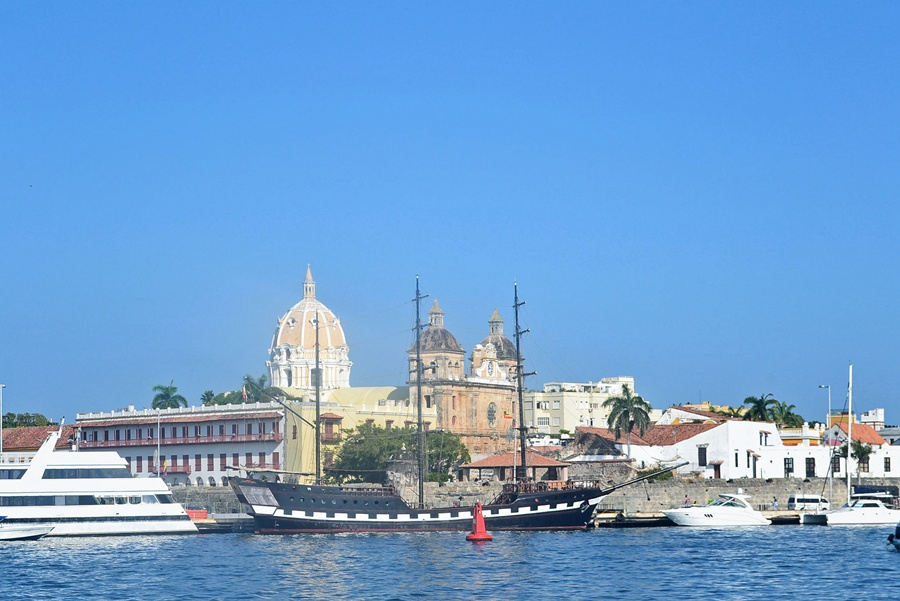 Port, Fortresses and Group of Monuments, Cartagena de Indias